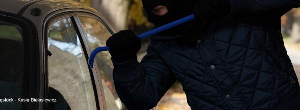 Segurança: furtos em automóveis