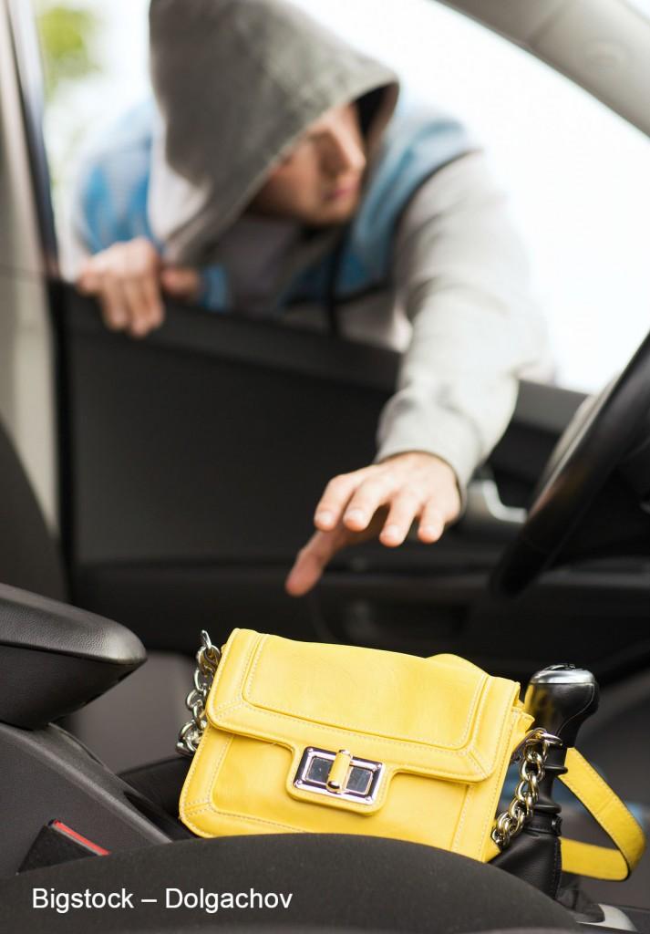 assaltos carros cuidados