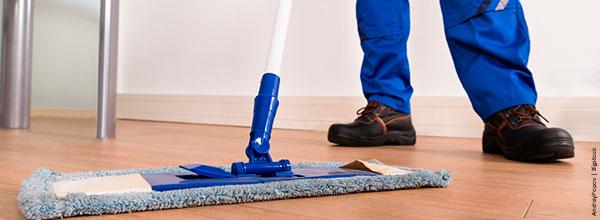 Como escolher uma prestadora de serviços de limpeza?