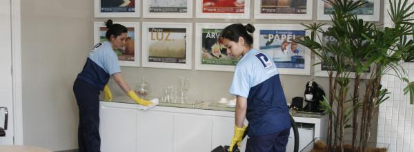 Otimização e terceirização de limpeza: a sua empresa sai ganhando!