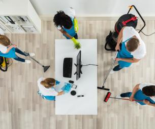 Terceirização de serviços de limpeza e suas vantagens