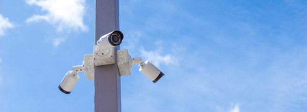 Monitoramento por câmeras reduz a criminalidade
